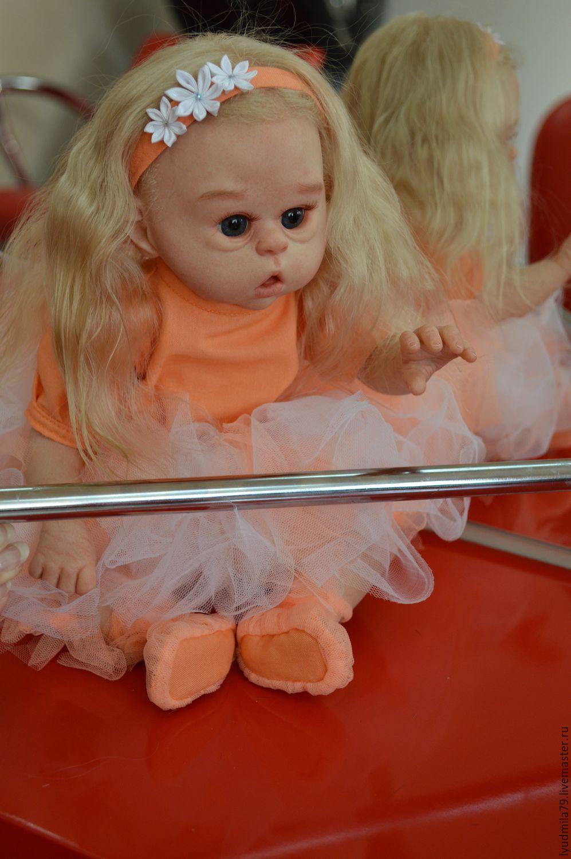 Лимитированный молд Мини Офелия, кукла  реборн, Куклы, Москва, Фото №1