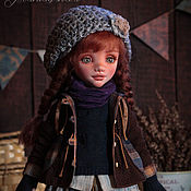 Куклы и пупсы ручной работы. Ярмарка Мастеров - ручная работа Анна. Handmade.