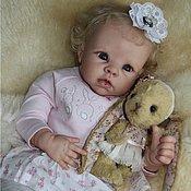 Куклы и игрушки ручной работы. Ярмарка Мастеров - ручная работа Кукла реборн Криста-2.. Handmade.