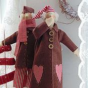 Куклы и игрушки ручной работы. Ярмарка Мастеров - ручная работа Тильда Весёлый Гном.. Handmade.