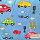 Шитье ручной работы. Ткань для постельного белья Машинки. Cotton Story. Интернет-магазин Ярмарка Мастеров. Саржа хлопок, для творчества