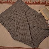 Одежда ручной работы. Ярмарка Мастеров - ручная работа Мужской теплый джемпер большого размера. Handmade.