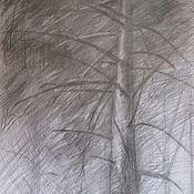 Картины и панно ручной работы. Ярмарка Мастеров - ручная работа Перед дождем. Handmade.