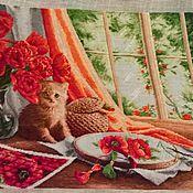 Картины и панно ручной работы. Ярмарка Мастеров - ручная работа Маленький художник. Handmade.