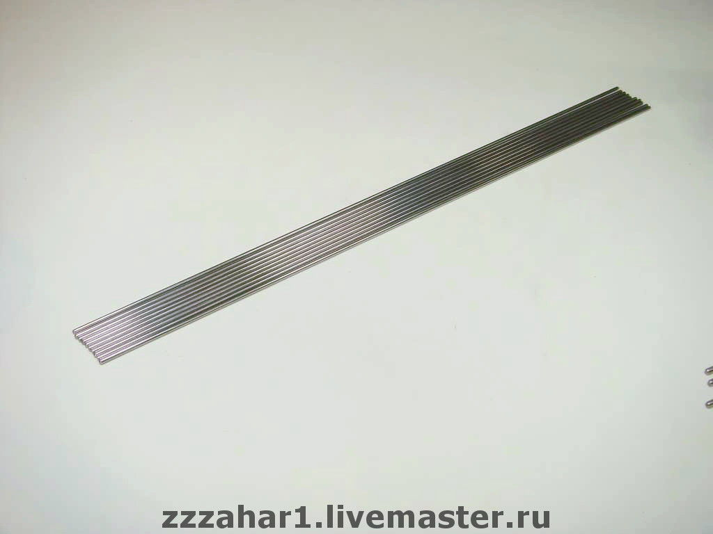 Mandrel d 2,0 mm, L 230 mm (10 PCs), Tools, Raduzhny,  Фото №1