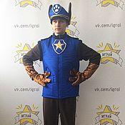 Одежда handmade. Livemaster - original item PAW Patrol Chase costume. Handmade.
