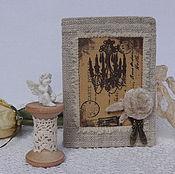 Для дома и интерьера handmade. Livemaster - original item Pincushion - owner Versailles. Handmade.