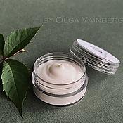 Косметика ручной работы handmade. Livemaster - original item Resveratrol and probiotics. Face cream. Handmade.