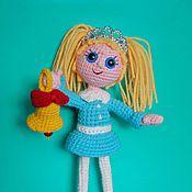 Куклы и игрушки ручной работы. Ярмарка Мастеров - ручная работа Фея Знаний. вязаная кукла. Handmade.