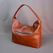 Сумки и аксессуары handmade. Livemaster - original item Bag tan with zipper. Women`s handbag.. Handmade.
