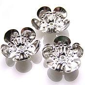 Материалы для творчества handmade. Livemaster - original item bead caps. Handmade.