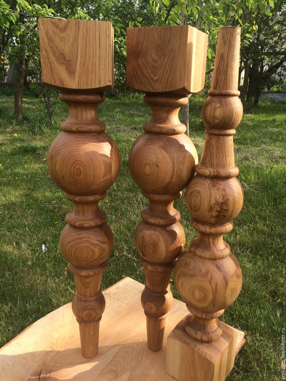 Точенные ножки для стола,, Столы, Невинномысск,  Фото №1