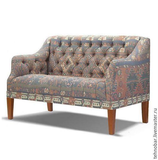 Мебель ручной работы. Ярмарка Мастеров - ручная работа. Купить Диван из дерева ручная работа. Handmade. Любой цвет