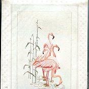 Материалы для творчества ручной работы. Ярмарка Мастеров - ручная работа Набор для вышивания фирмы Thea Gouverneur 1070. Handmade.