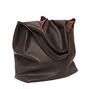 Сумки и аксессуары handmade. Livemaster - original item Bag - Bag Pack - large size with pocket. Handmade.