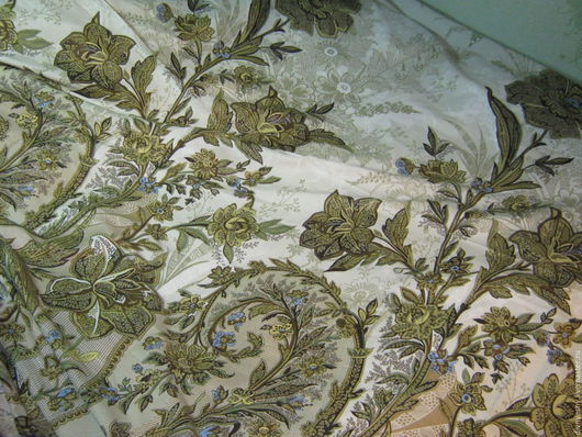 Текстиль, ковры ручной работы. Ярмарка Мастеров - ручная работа. Купить Простыня на резинке. Handmade. Комбинированный, сатин