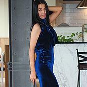 Одежда handmade. Livemaster - original item The velvet suit velvet suit female. Handmade.