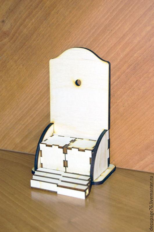 Вечный календарь с часами (продается в разобранном виде) Не комплектуется фурнитурой Размеры: 17х11х6 см,  Поле под часами 13х9 см Материал: фанера 6 и 3 мм