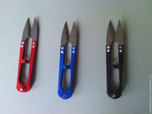 Шитье ручной работы. Ярмарка Мастеров - ручная работа. Купить Инструмент для обрезания ниток. Handmade. Разноцветный, инструменты для шитья, Ножнички