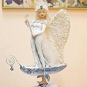 Куклы и игрушки ручной работы. Ярмарка Мастеров - ручная работа Лунный ангел. Handmade.
