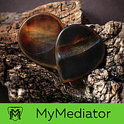 Музыкальные инструменты handmade. Livemaster - original item The mediator of the Hoof of the Ox BLHE. Handmade.