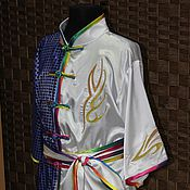 Одежда ручной работы. Ярмарка Мастеров - ручная работа костюм  для  ушу. Handmade.