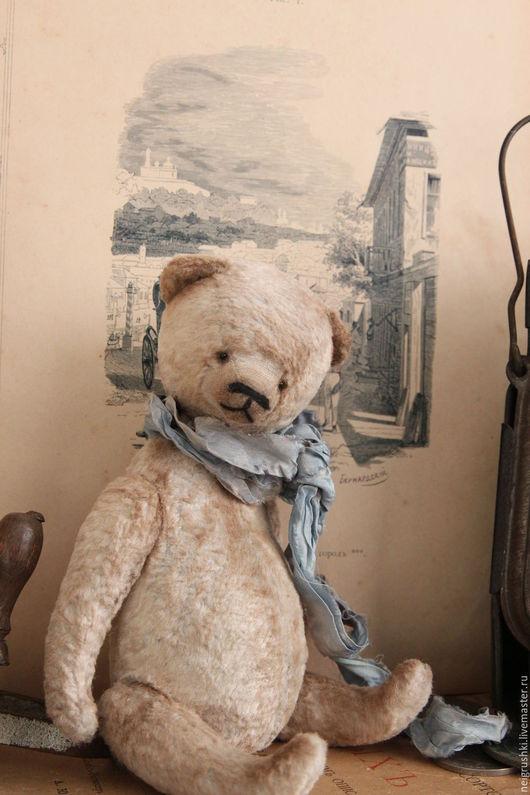 Мишки Тедди ручной работы. Ярмарка Мастеров - ручная работа. Купить Мишка. Handmade. Бежевый, плюшевая игрушка