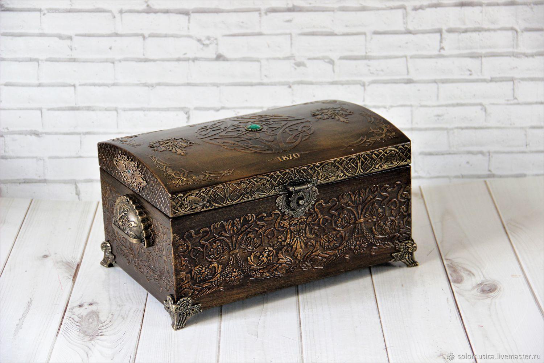 Treasure Chest'Treasury', Box, Krasnodar,  Фото №1