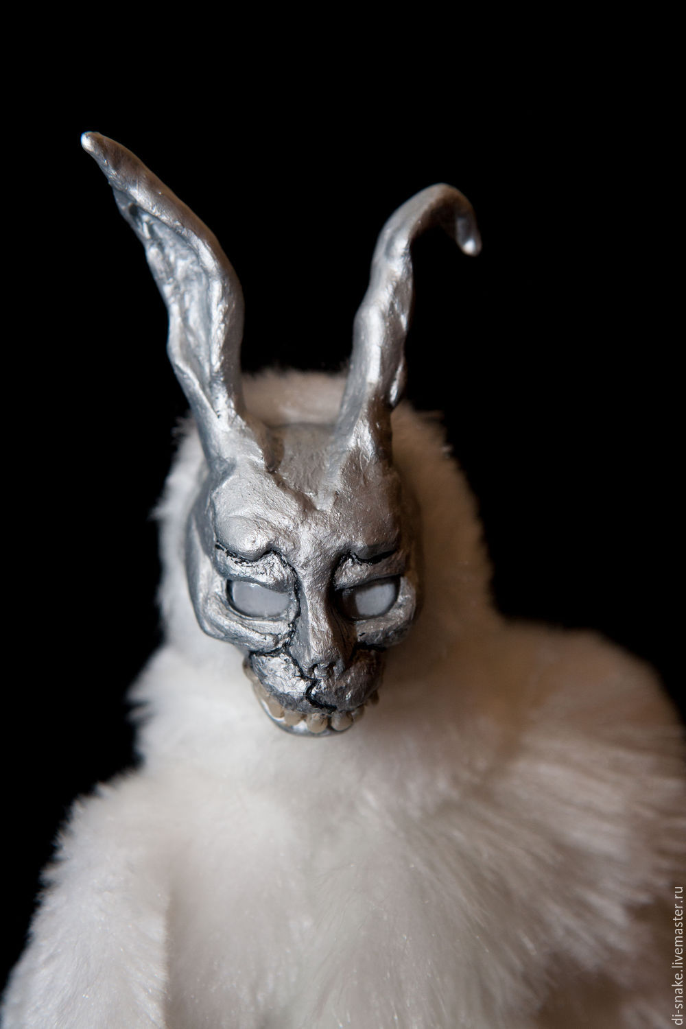 Rabbit in white Frank (Donny Darko) personal order, Dolls, Moscow,  Фото №1
