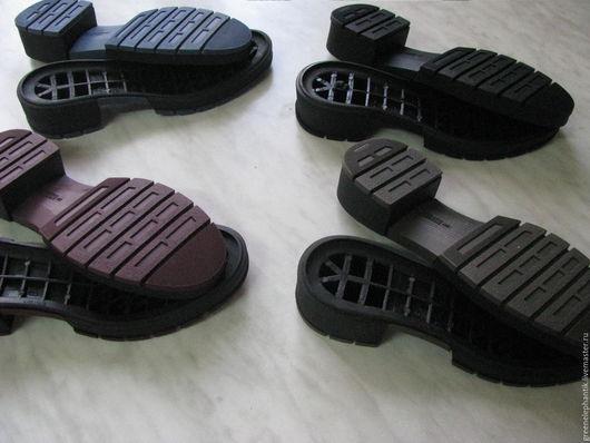 Подошва для обуви женская `Terra 4` TR