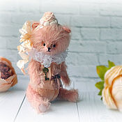 Куклы и игрушки ручной работы. Ярмарка Мастеров - ручная работа Розовое Чудо. Handmade.