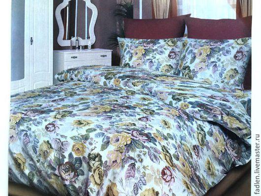 Купить комплект постельного белья. Заказать комплект постельного белья по своим размерам.