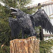 Для дома и интерьера handmade. Livemaster - original item Raven.