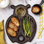 """Посуда handmade. Livemaster - original item Тарелка """"Букашка"""". Handmade."""
