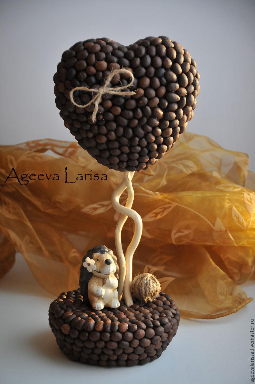 Поделки из кофе своими руками пошаговые фото