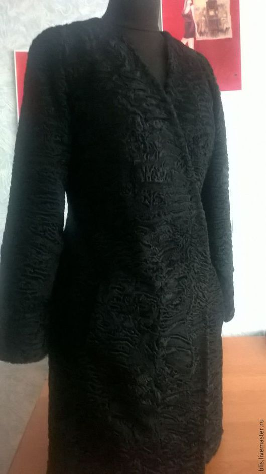 Верхняя одежда ручной работы. Ярмарка Мастеров - ручная работа. Купить Меховое пальто. Handmade. Натуральный мех, Меховое пальто