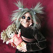 Куклы и игрушки ручной работы. Ярмарка Мастеров - ручная работа Деточка. Handmade.