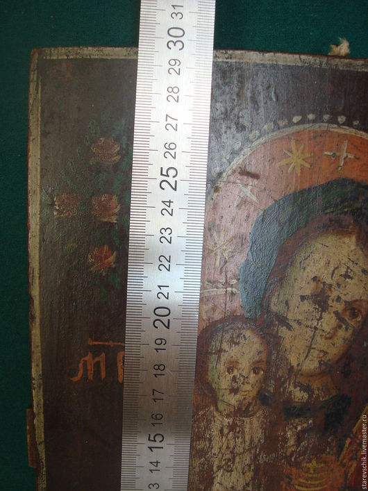 Винтажные предметы интерьера. Ярмарка Мастеров - ручная работа. Купить Икона старинная. Handmade. Комбинированный, молитва, подарок
