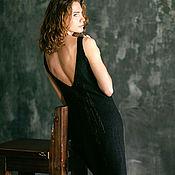 """Одежда ручной работы. Ярмарка Мастеров - ручная работа Платье """"Маленькое черное 5"""". Handmade."""