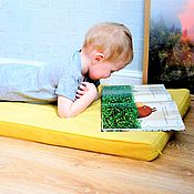 Для дома и интерьера handmade. Livemaster - original item Game mattress-bed for child. Handmade.