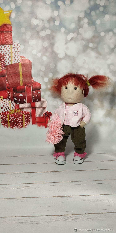 авторская кукла, Портретная кукла, Находка,  Фото №1