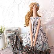 Кукла текстильная интерьерная в стиле Тильда Мария