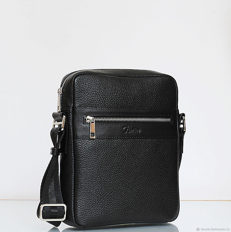 e6e2cc4b7160 KENZIE Мужские сумки ручной работы. Сумка кожаная мужская ' IPad - bag '.