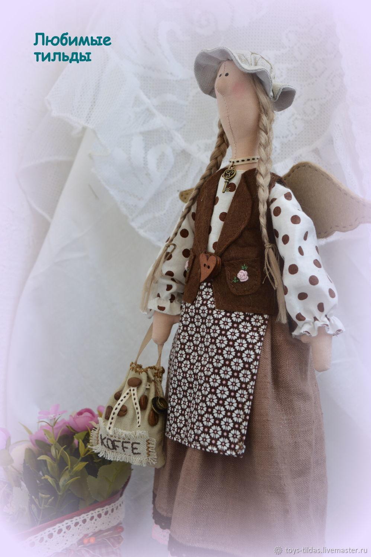 Coffee fairy Tilda, Tilda Dolls, St. Petersburg,  Фото №1
