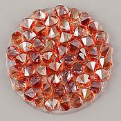 Материалы для творчества ручной работы. Ярмарка Мастеров - ручная работа Crystal Rocks Red Magma Кристал Рокс. Handmade.