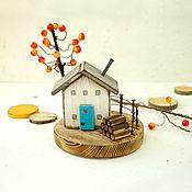 Для дома и интерьера handmade. Livemaster - original item A souvenir from derivati podarokua day rodenty decor. Handmade.