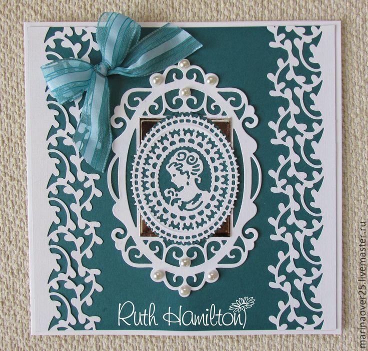 Вырубной элемент на открытках это, коралловой свадьбой