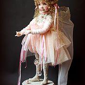 """Куклы и игрушки ручной работы. Ярмарка Мастеров - ручная работа Кукла """" жемчужница"""". Handmade."""