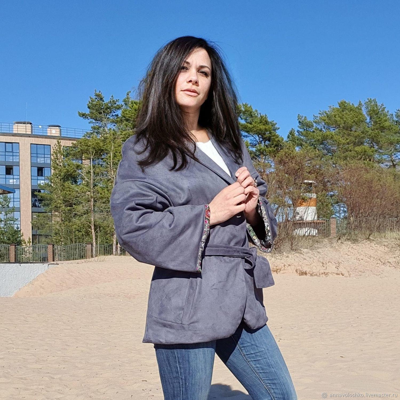 Kimono-style jacket, Jackets, Moscow,  Фото №1