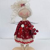Куклы и игрушки ручной работы. Ярмарка Мастеров - ручная работа Озорной Ангелочек). Handmade.